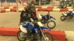 Learning How to Ride a Motorcycle