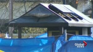 Men sentenced to life in bus shelter murder case