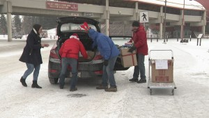 Salvation Army turns away parents due to shortage of toy donations