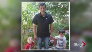 Fellow refugee alleges Syrian father was working as a smuggler