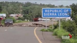 Sierra Leone Ebola lockdown to end after three days