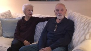 82-year-old seniors hike down mountain to escape Tennessee wildfire