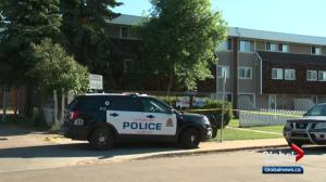 Family of recent Edmonton homicide victim receives eviction notice