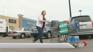 Customers giving Walmart no credit for Visa decision