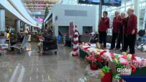 Top 5 things to do while at Calgary airport during the holidays