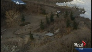 Body discovered near Canada Olympic Park