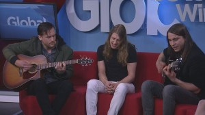 Bright Righteous performs live on Global News Morning