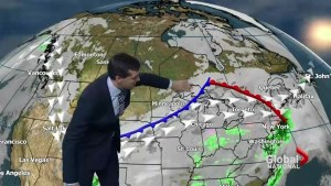 Much of Canada under extreme cold or snowfall warnings