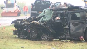 3 storm chasers killed in Texas car crash