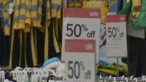 Stores in U.S. getting jump on Black Friday