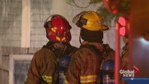 Massive fire in Rundle guts one home and damages others