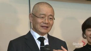 Pastor Hyeon Soo Lim released from North Korean prison says he's 'proud to be Canadian'