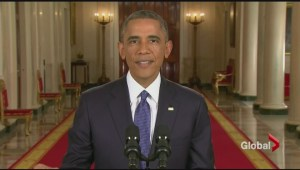 Obama rallying support for newly announced immigration plan