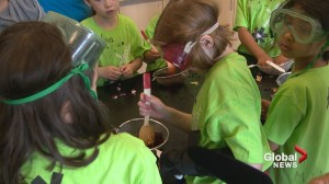 Summer fun: new camp sparks excitement at Spark Science Centre