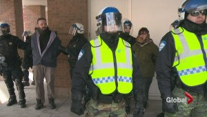 Quebec student demos end in arrests