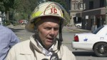 Port Coquitlam mayor and fire chief comment on the fire