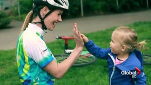 'Ride Don't Hide' campaign reduces stigma for Canadians affected by mental illness
