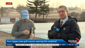 5 Calgary and area golf courses open this weekend