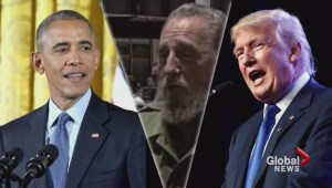 Fears warmer relations between the U.S. and Cuba will thaw with Trump