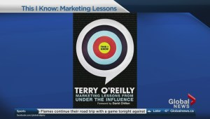 Author Terry O'Reilly spills his marketing secrets