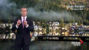 BC Evening Weather Forecast: Apr 5
