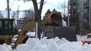 Halifax snow budget over $10 million