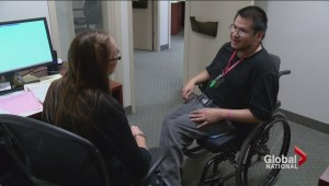 Researcher trying to find 800,000 unemployed Canadians with disabilities jobs