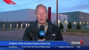 Calgary Film Centre grand opening