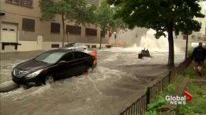 Montreal gets money for water systems