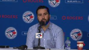 Alex Anthopoulos talks timeline of Mark Lowe trade