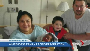 Whitehorse family facing deportation give up fight to stay