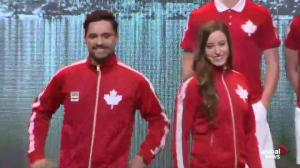 Hudson's Bay unveils Pan Am and Parapan Am athletic uniforms