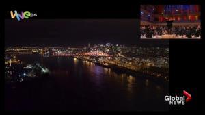 375 Montreal: Mayor Coderre considers encore presentation of bridge lighting ceremony