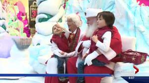 Silent Santa helps children with autism at Edmonton mall