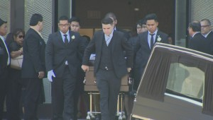 Freshman Queen's University student laid to rest after tragic death