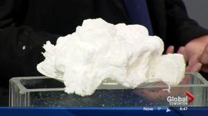 Cool Science: Ivory soap foams up in the microwave