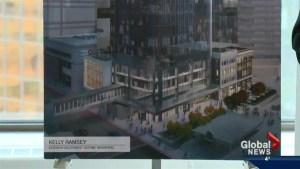Kelly Ramsey building's tenant