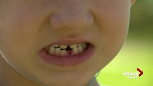 Gil Tucker: Imagine losing your first tooth on your first day of school
