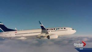 WestJet officials lower fares due to 'Alberta effect'