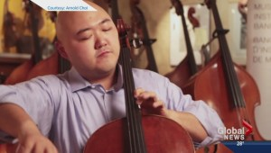 $11M cello delights Saskatoon audience