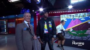 Kardinal Offishall is a contestant on 'The Price Is Right'