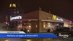McDonald's Canada warns all products may now come in contact with nuts