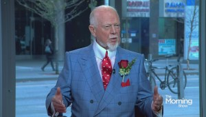 Don Cherry on Connor McDavid's injury