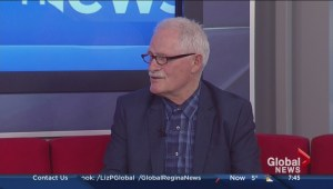 Regina artist Wilf Perreault on changing the city with paint