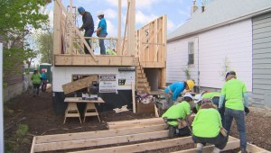 Global News Morning previews a foot rally for Habitat for Humanity