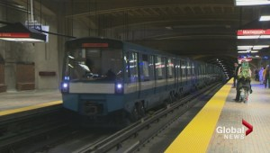 STM Azur trains pulled from service