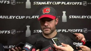 'You're never as good as you think, you're never as bad': Brian Elliott following game three