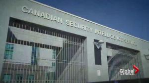 CSIS under fire for keeping personal data on Canadians