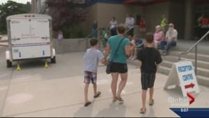 West Kelowna evacuees coping in wake of fire