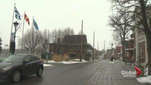 Sainte-Anne-de-Bellevue dismantles power lines